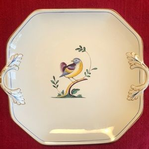 Spode Square Handled Cake Plate (Y4973)